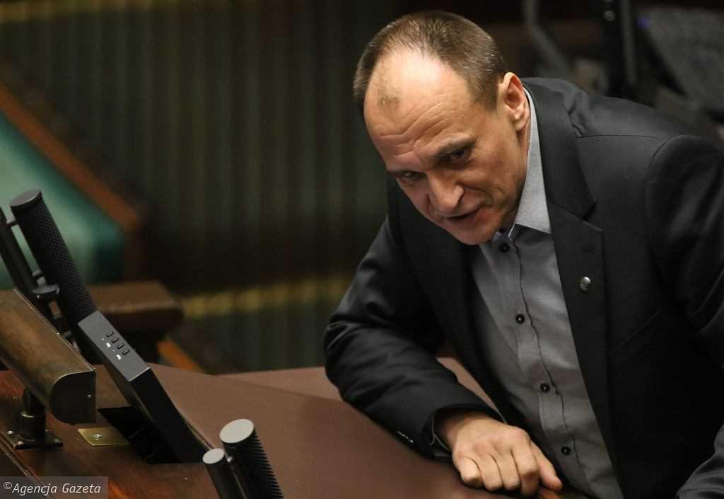 """Sejm. Paweł Kukiz może poprzeć projekt opozycji. """"Z PiS zawierałem umowę na konkretne ustawy"""""""