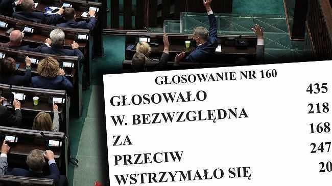 Stan wyjątkowy. Sejm odrzucił wniosek o uchylenie rozporządzenia Andrzeja Dudy