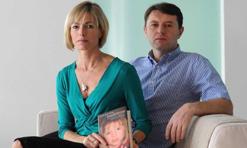 Rodzice Madeleine McCann milczeli na temat podejrzanego o zabicie ich córeczki. Teraz ujawniono, co wiedzą o jego udziale w sprawie