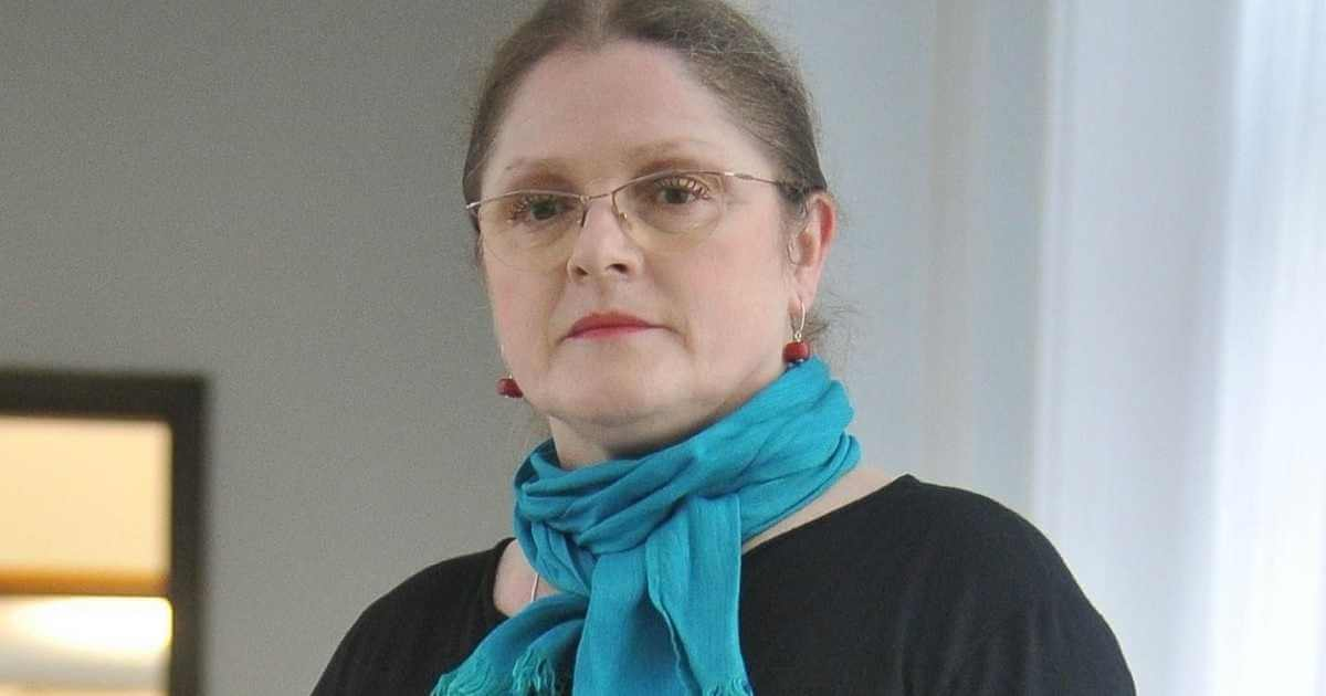 """Dla Krystyny Pawłowicz ta wizyta nie była najszczęśliwsza. Sama mówi o """"chamstwie"""" i """"lewactwie"""""""