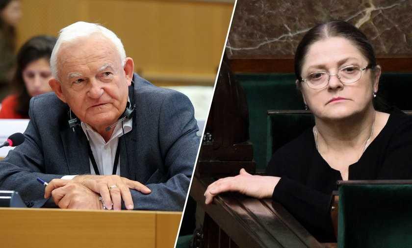 Leszek Miller ostro o wykształceniu Krystyny Pawłowicz. Tych słów sędzia TK mu nie zapomni!